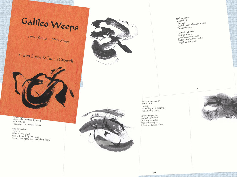 Galileo Weeps  by Gwen Stone and Julian Crowell--montage